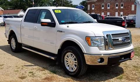 2011 Ford F-150 for sale in Union, IA