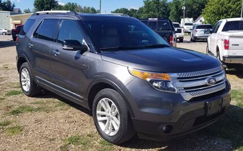 2015 Ford Explorer for sale in Union, IA