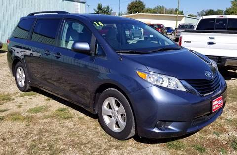 2014 Toyota Sienna for sale in Union, IA