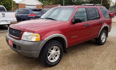 2002 Ford Explorer for sale in Union, IA
