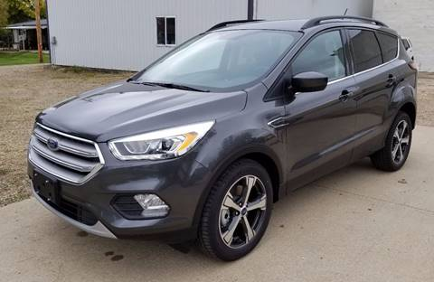2018 Ford Escape for sale in Union, IA