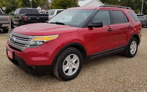 2011 Ford Explorer for sale in Union, IA