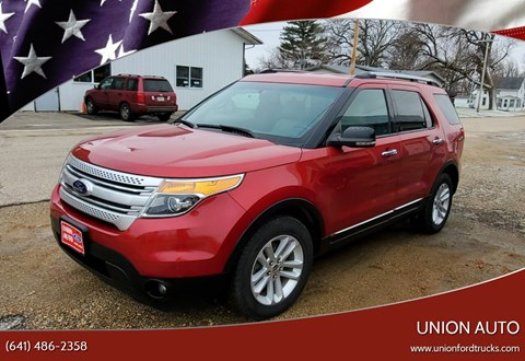 2011 Ford Explorer for sale at Union Auto in Union IA