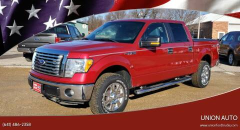 2011 Ford F-150 for sale at Union Auto in Union IA