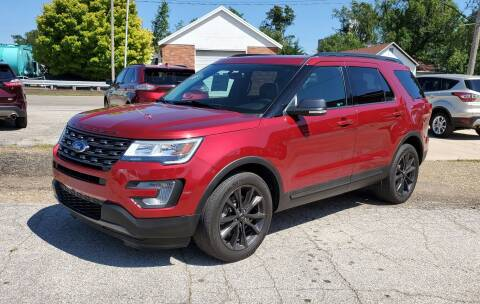 2017 Ford Explorer for sale at Union Auto in Union IA
