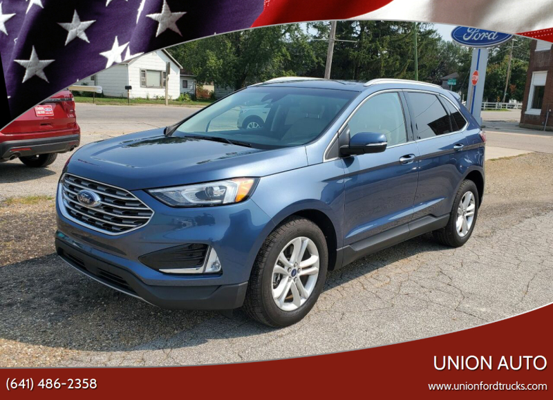 2019 Ford Edge for sale at Union Auto in Union IA