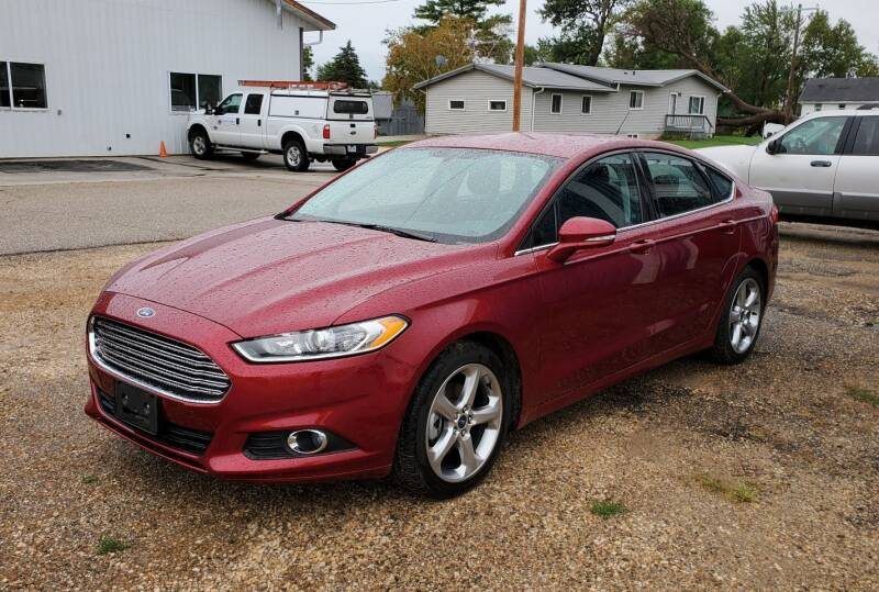 2013 Ford Fusion for sale at Union Auto in Union IA