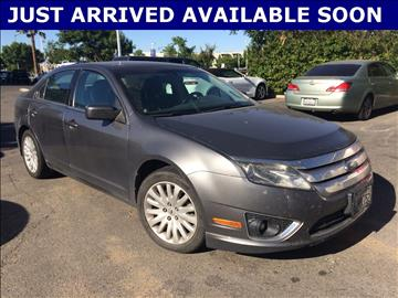 2010 Ford Fusion Hybrid for sale in Tracy, CA