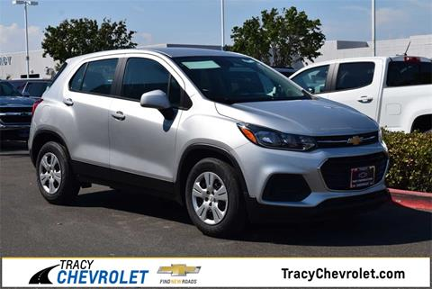 2017 Chevrolet Trax for sale in Tracy, CA