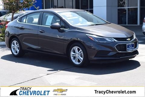2017 Chevrolet Cruze for sale in Tracy, CA