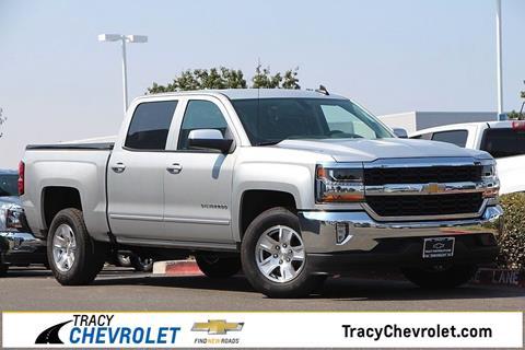 2018 Chevrolet Silverado 1500 for sale in Tracy, CA