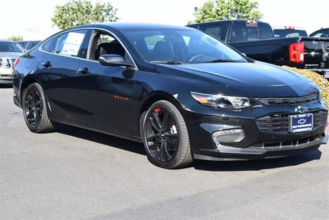 2018 Chevrolet Malibu for sale in Tracy, CA