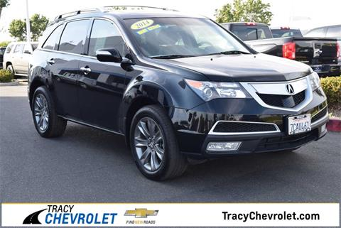 2013 Acura MDX for sale in Tracy, CA