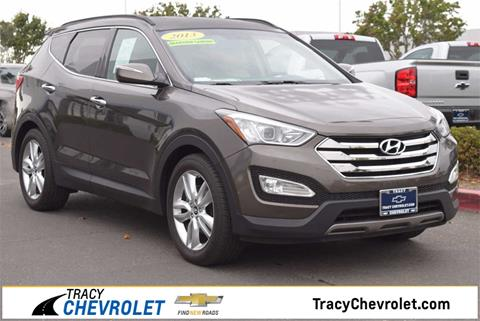 2013 Hyundai Santa Fe Sport for sale in Tracy, CA