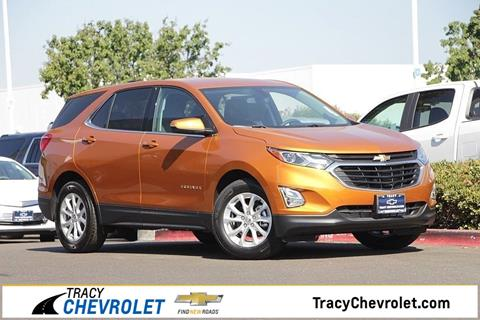 2018 Chevrolet Equinox for sale in Tracy, CA