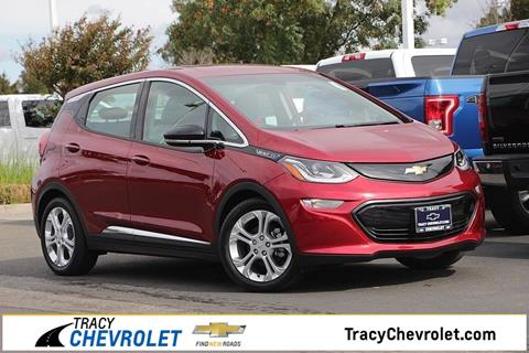2017 Chevrolet Bolt EV for sale in Tracy, CA