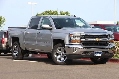 2018 Chevrolet Silverado 1500 for sale in Tracy, CA