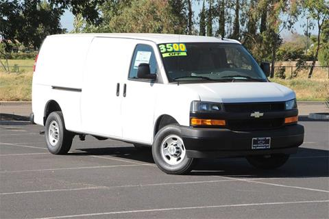 2019 Chevrolet Express Cargo for sale in Tracy, CA