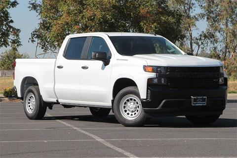 2020 Chevrolet Silverado 1500 for sale in Tracy, CA
