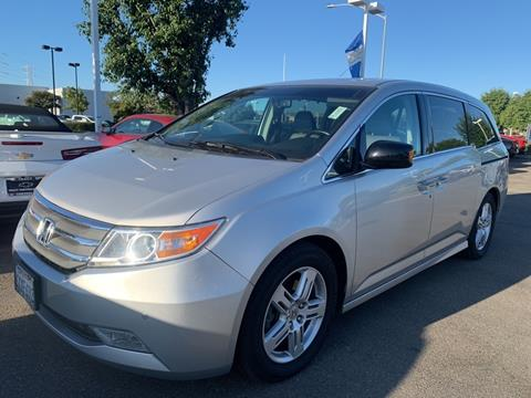 2012 Honda Odyssey for sale in Tracy, CA