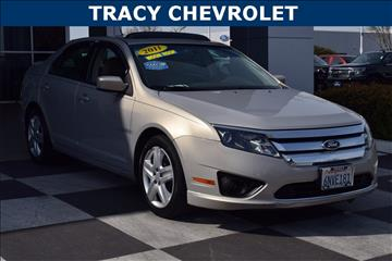 2010 Ford Fusion for sale in Tracy, CA