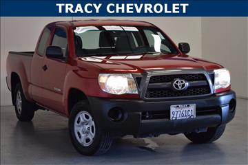 2011 Toyota Tacoma for sale in Tracy, CA