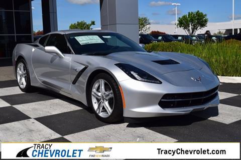 2017 Chevrolet Corvette for sale in Tracy, CA