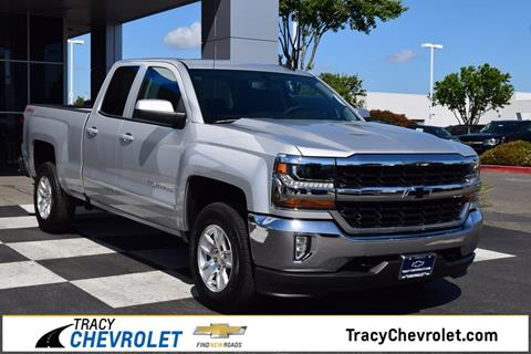 2017 Chevrolet Silverado 1500 for sale in Tracy, CA