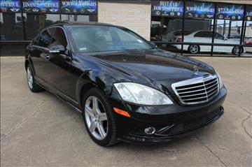2007 Mercedes-Benz S-Class for sale in Dallas, TX