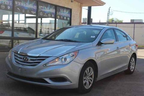 2011 Hyundai Sonata For Sale In Dallas, TX