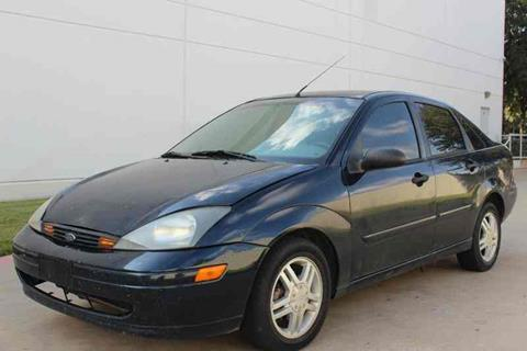2004 Ford Focus for sale in Dallas, TX