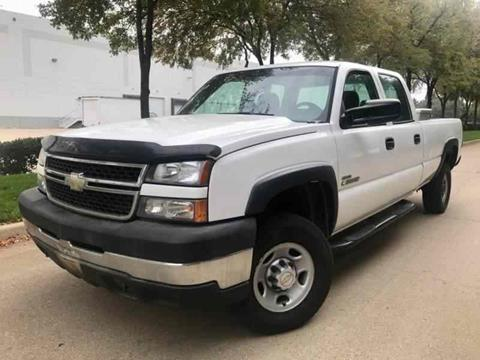 2007 Chevrolet Silverado 2500HD Classic for sale in Dallas, TX