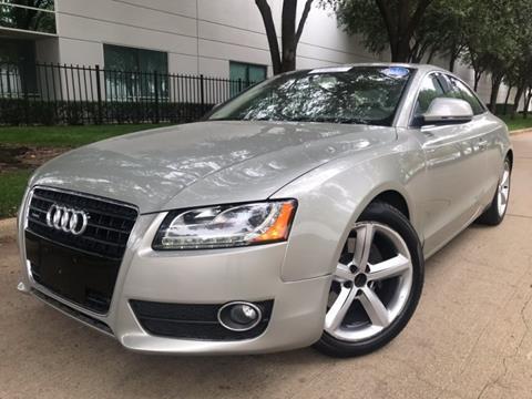 2009 Audi A5 for sale in Dallas, TX