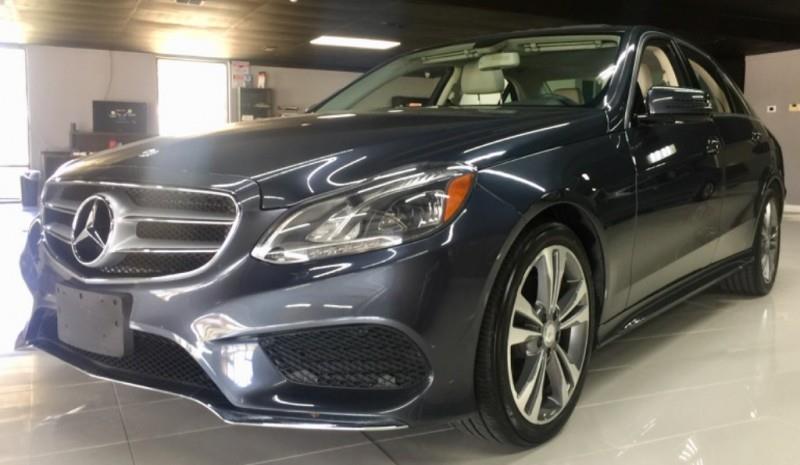 2014 Mercedes Benz E Class   Dallas TX