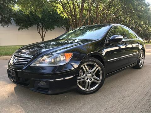 Acura RL For Sale Carsforsalecom - 2006 acura rl a spec