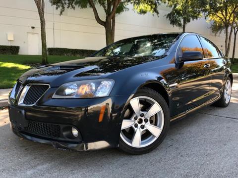 2008 Pontiac G8 for sale in Dallas, TX