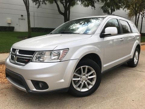 2013 Dodge Journey for sale in Dallas, TX