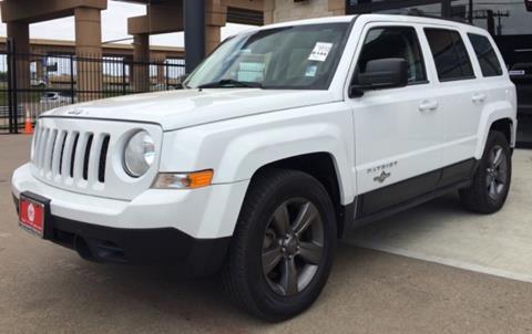 2013 Jeep Patriot for sale in Dallas, TX