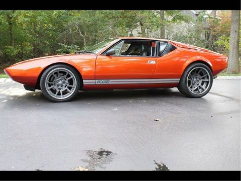 Ford Pantera For Sale >> 1972 De Tomaso Pantera For Sale In Dallas Tx