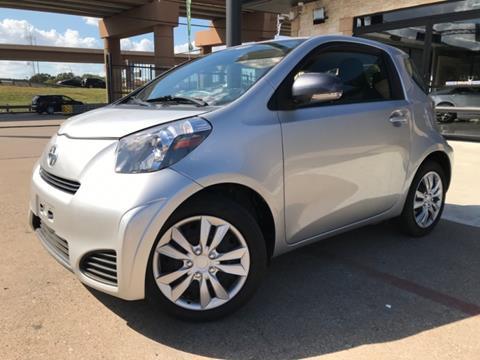2012 Scion iQ for sale in Dallas, TX