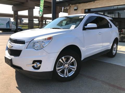 2012 Chevrolet Equinox For Sale In Dallas Tx
