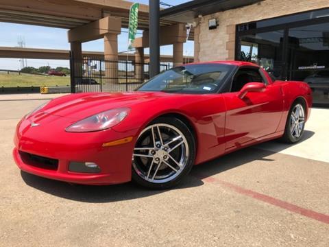 2005 Corvette For Sale >> 2005 Chevrolet Corvette For Sale In Dallas Tx