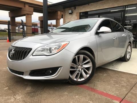 2016 Buick Regal for sale in Dallas, TX