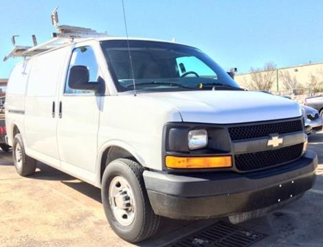 2013 Chevrolet Express Cargo for sale in Dallas, TX