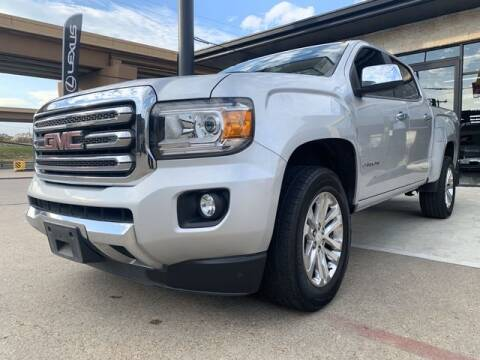 2015 GMC Canyon for sale in Dallas, TX