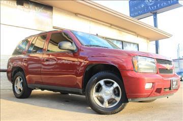 2008 Chevrolet TrailBlazer for sale in Dallas, TX