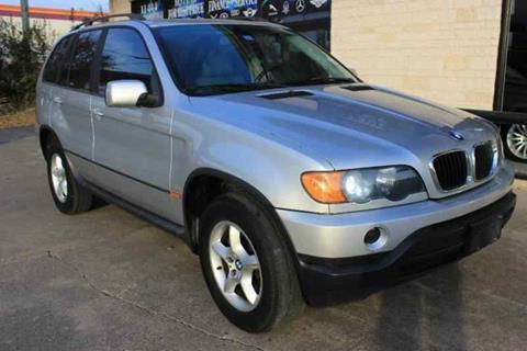 2002 BMW X5 for sale in Dallas, TX