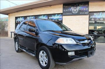2005 Acura MDX for sale in Dallas, TX