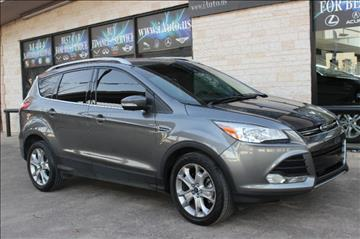 2014 Ford Escape for sale in Dallas, TX