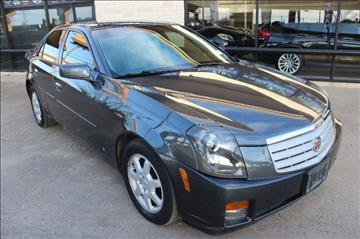2007 Cadillac CTS for sale in Dallas, TX